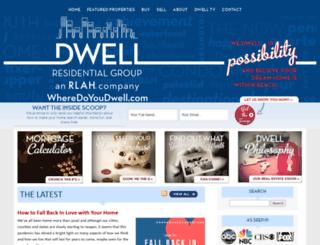 wheredoyoudwell.com screenshot