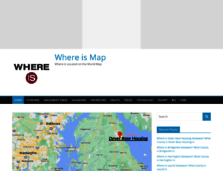 whereismap.net screenshot