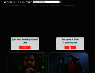 wheresthejump.com screenshot