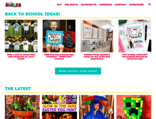 wherethesmileshavebeen.com screenshot