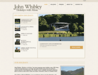 whibley.co.uk screenshot