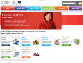 which4u.com.au screenshot