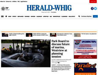 whig.com screenshot
