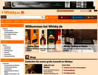 whisky.de screenshot