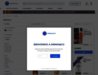 whisky.uvinum.es screenshot