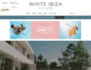 white-ibiza.com screenshot