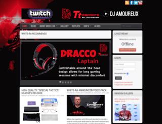 white-ra.com screenshot
