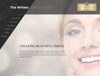 white-smile.net screenshot