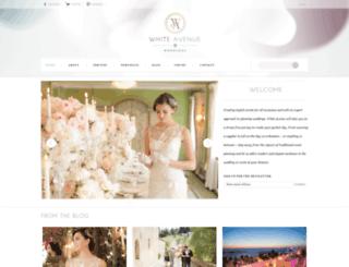 whiteavenue.co.uk screenshot