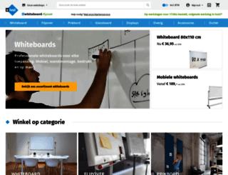 whiteboard-flipover.nl screenshot