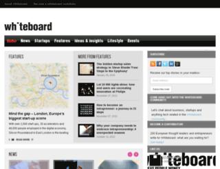 whiteboardmag.com screenshot
