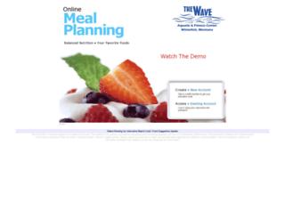 whitefishwave.vitabot.com screenshot