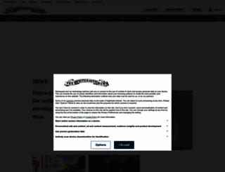 whitehavennews.co.uk screenshot