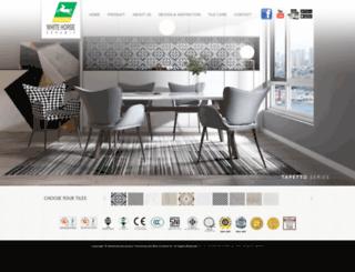 whitehorse.com.my screenshot