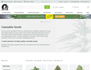 whitelabelseeds.com screenshot
