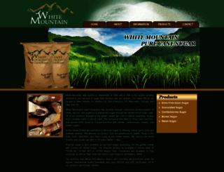 whitemountaingrp.com screenshot