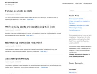 whitening-teeth.org.uk screenshot