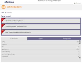 whitepaper.techweekeurope.co.uk screenshot