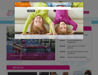 whiteplains.macaronikid.com screenshot