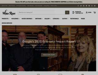 whiteriver.com screenshot