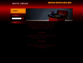 whitesmoke.webnode.cz screenshot