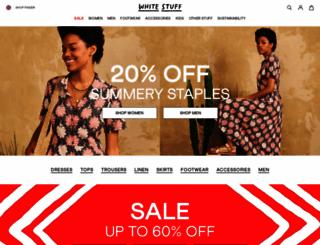 whitestuff.com screenshot