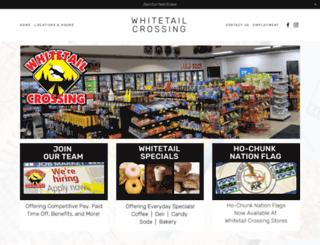 whitetailcrossing.com screenshot