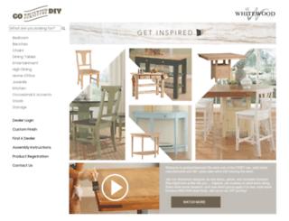 whitewood.net screenshot