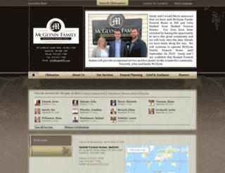 whitneyribeyfuneralhome.com screenshot