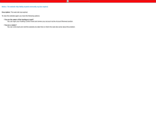 whity.mywebcommunity.org screenshot
