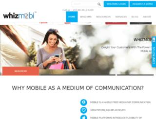 whizuni.com screenshot