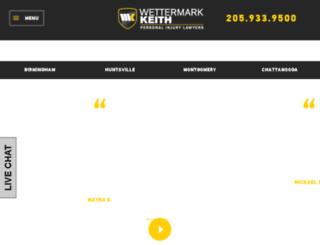 whklaw.com screenshot