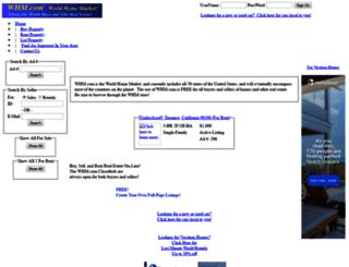 whm.com screenshot