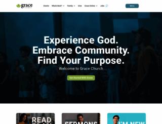 whoisgrace.com screenshot