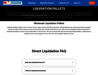 wholesalecosmetics.com screenshot
