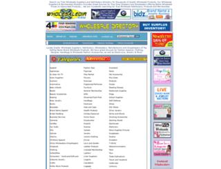wholesaledir.com screenshot