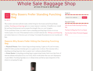 wholesalehandbagshop.com screenshot