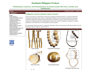 wholesalehandmade.net screenshot