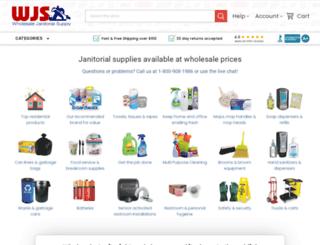 wholesaleindustrialsupplies.net screenshot