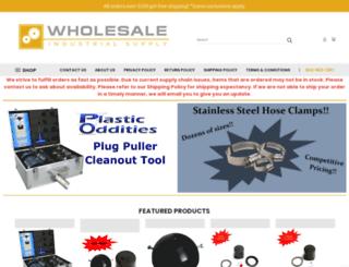 wholesaleindustrialsupply.com screenshot