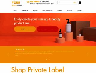 wholesalelashextensions.com screenshot