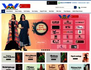 wholesalemarketmumbai.com screenshot