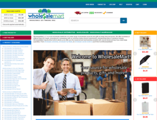 wholesalemart.com screenshot