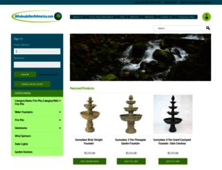 wholesalenorthamerica.com screenshot