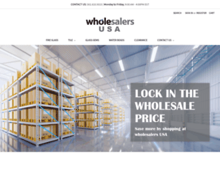 wholesalersusainc.com screenshot