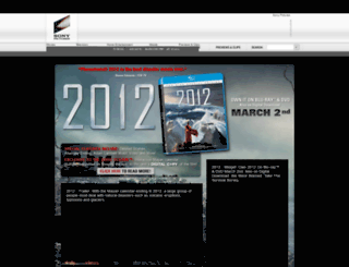 whowillsurvive2012.com screenshot