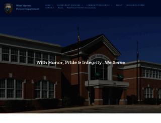 whpd.com screenshot
