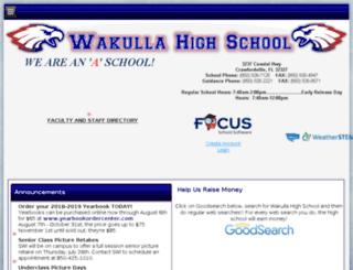 whs.wcsb.us screenshot