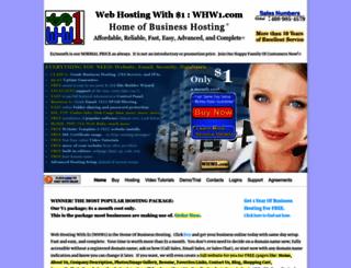 whw1.com screenshot