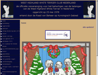 whwt-club-nederland.nl screenshot